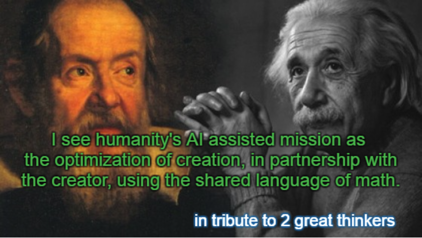 our mission - ai assisted optimization of creation